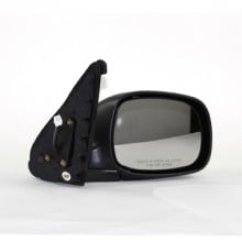 2003-2006 Toyota Tundra Pickup Side View Mirror (Heated / Power Remote / Chrome / Tundra SR5) - Right (Passenger)