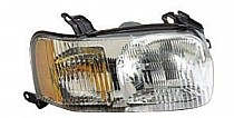 2001 - 2004 Ford Escape Headlight Assembly - Right (Passenger)