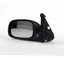 2003 - 2006 Toyota Tundra Pickup Side View Mirror (Heated / Power Remote / Chrome / Tundra SR5) - Left (Driver)