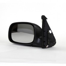 2003-2006 Toyota Tundra Pickup Side View Mirror (Heated / Power Remote / Chrome / Tundra SR5) - Left (Driver)