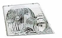 2002 - 2005 Ford Explorer Headlight Assembly - Right (Passenger)