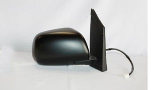 2004-2010 Toyota Sienna Side View Mirror (Non-Heated / Power Remote / without Auto Dimmer / Black) - Right (Passenger)