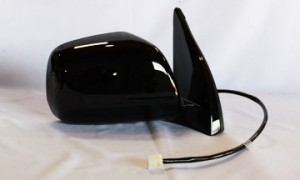 2001-2007 Toyota Highlander Side View Mirror (Non-Heated / Power Remote) - Right (Passenger)