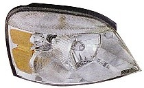 2004 - 2007 Ford Freestar Headlight Assembly - Right (Passenger)