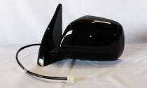 2001 - 2007 Toyota Highlander Side View Mirror (Non-Heated + Power Remote) - Left (Driver)