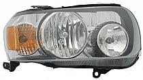 2005 - 2007 Ford Escape Headlight Assembly - Right (Passenger)