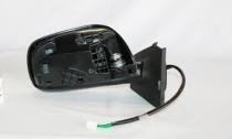 2007 - 2011 Toyota Yaris Side View Mirror (Hatchback + Non-Heated + Power Remote) - Right (Passenger)