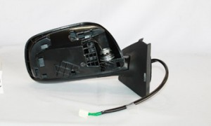 2007-2011 Toyota Yaris Side View Mirror (Hatchback / Non-Heated / Power Remote) - Right (Passenger)