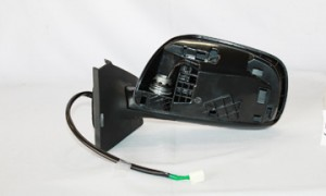 2007-2010 Toyota Yaris Side View Mirror (Hatchback / Non-Heated / Power Remote) - Left (Driver)