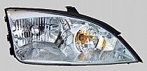 2005 - 2007 Ford Focus Front Headlight Assembly Replacement Housing / Lens / Cover - Right (Passenger)