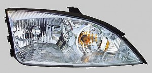 2005-2007 Ford Focus Headlight Assembly - Right (Passenger)