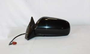 1996-1999 Nissan Maxima Side View Mirror - Left (Driver)