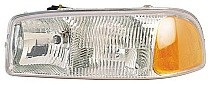 2000 - 2005 GMC Yukon Headlight Assembly - Left (Driver)