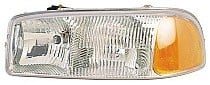 1999 - 2007 GMC Sierra Headlight Assembly - Left (Driver)