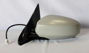 2004-2005 Nissan Maxima Side View Mirror - Left (Driver)