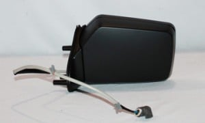 1986-1997 Nissan Pickup Side View Mirror (Non-Heated / Power Remote) - Left (Driver)