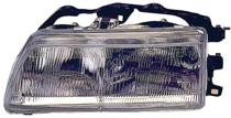 1988 - 1989 Honda Civic Headlight Assembly - Right (Passenger)