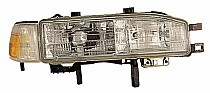1990 - 1991 Honda Accord Headlight Assembly - Right (Passenger) complete assembly