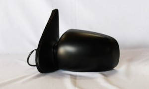 1999-2002 Nissan Quest Van Side View Mirror (GXE / Non-Heated / Power Remote) - Left (Driver)