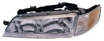1994 - 1997 Honda Accord Front Headlight Assembly Replacement Housing / Lens / Cover - Left (Driver) + complete assembly