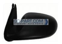 2000-2003 Nissan Sentra Side View Mirror - Left (Driver)