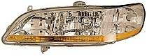 2001 - 2002 Honda Accord Headlight Assembly - Left (Driver)