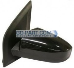 2007-2010 Nissan Sentra Side View Mirror (Manual) - Left (Driver)