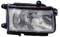 1998 - 1999 Isuzu Rodeo Front Headlight Assembly Replacement Housing / Lens / Cover - Right (Passenger)