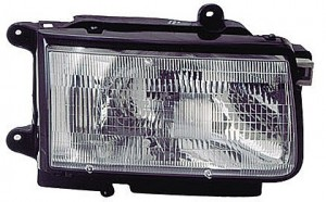 1998-1999 Isuzu Rodeo Headlight Assembly - Right (Passenger)