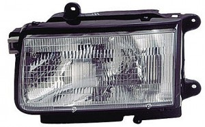 1998-1999 Isuzu Rodeo Headlight Assembly - Left (Driver)