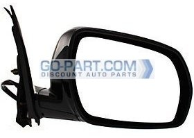 2003-2004 Nissan Murano Side View Mirror - Right (Passenger)