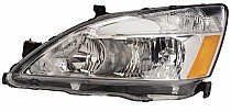 2003 - 2007 Honda Accord Hybrid Headlight Assembly - Left (Driver)