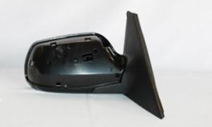 2004-2009 Mazda 3 Mazda3 Side View Mirror (Non-Heated / Power Remote) - Right (Passenger)