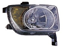 2003 - 2006 Honda Element Front Headlight Assembly Replacement Housing / Lens / Cover - Right (Passenger)