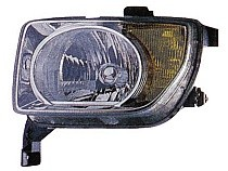2003 - 2006 Honda Element Front Headlight Assembly Replacement Housing / Lens / Cover - Left (Driver)