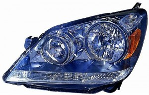 2005-2007 Honda Odyssey Headlight Assembly - Left (Driver)