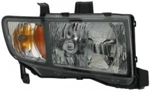 2006-2008 Honda Ridgeline Headlight Assembly - Right (Passenger)