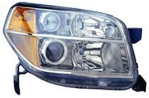 2006 - 2008 Honda Pilot Headlight Assembly - Right (Passenger)