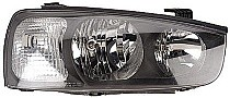 2001 - 2003 Hyundai Elantra Headlight Assembly - Right (Passenger)