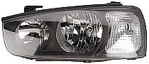 2001 - 2003 Hyundai Elantra Headlight Assembly - Left (Driver)
