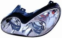 2002 - 2005 Hyundai Sonata Headlight Assembly - Left (Driver)