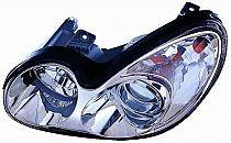 2002-2005 Hyundai Sonata Headlight Assembly - Left (Driver)
