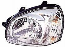 2003-2003 Hyundai Santa Fe Headlight Assembly - Left (Driver)