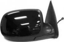 2002 Chevrolet Chevy Avalanche Side View Mirror Replacement (Heated Power Remote + Manual Folding + without Puddle Lamp) - Right (Passenger)
