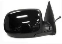 2002 Chevrolet Chevy Avalanche Side View Mirror (Heated Power Remote + Manual Folding + with Puddle lamp) - Right (Passenger)