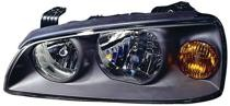 2004 - 2006 Hyundai Elantra Front Headlight Assembly Replacement Housing / Lens / Cover - Left (Driver)