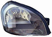 2005-2009 Hyundai Tucson Headlight Assembly - Right (Passenger)