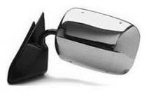 1995 - 1999 Chevrolet (Chevy) Tahoe Side View Mirror - Left (Driver)