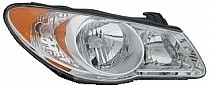 2007-2009 Hyundai Elantra Headlight Assembly - Right (Passenger)