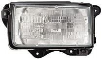 1991 - 1997 Isuzu Rodeo Headlight Assembly - Left (Driver)